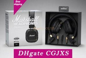 مارشال الرئيسي الثاني 2 0.0 بلوتوث اللاسلكية سماعة DJ عميق باس سماعة لفون X 8 7 زائد سامسونج Note8 S9