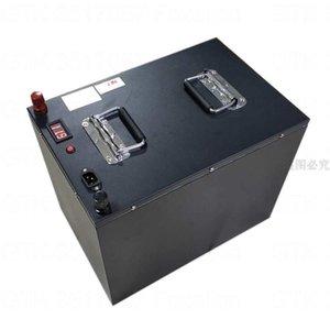 GTK Li ion 48V 60V 72V 20Ah Lithium battery high-rate discharge pack rechargeable BMS inside kart ebike + charger