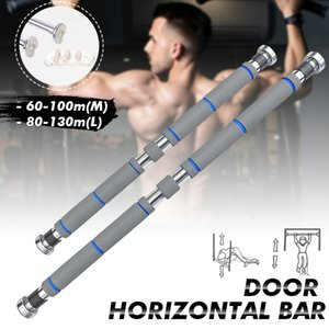 200kg Adjustable Door Horizontal Bars Exercise Home Workout Gym Chin Up Pull Up Training Bar Sport Fitness Workout Equipments