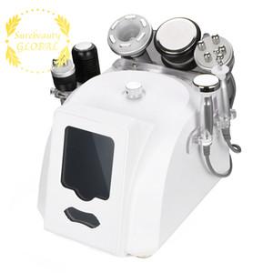 Tragbare Spa Fat 40k Ultraschall Vakuum Kavitation RF Body Slimming 40k Abnehmen Vakuum-Maschine mit Hot Kalter Griff