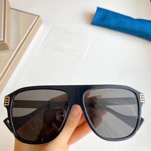 Newarrival Hot GG0587S Unisex Bigrim Gradient Sunglasses UV400 Plank Square Fullrim 57-14-145 for Accustomized fullset Box
