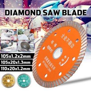 DOERSUPP 105 / 110mm Warmgepreßte Diamant gesintert Stein Trennscheibe Diamant-Rad für Beton-Keramik-Fliese
