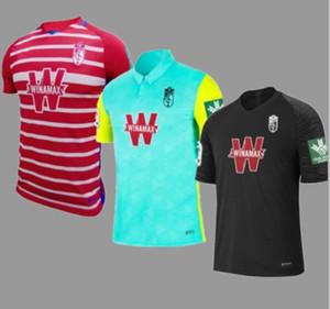 2020 2021 بالقميص لكرة القدم غرناطة 20-21 المنزل بعيدا الثالث سولدادو هيريرا أنتونيو بويرتا فاديلو camiseta دي فوتبول قمصان كرة القدم