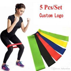 Özel Elastik Yoga Kauçuk Direnç Spor Ekipmanları egzersiz bandı Egzersiz Çekme Halat Stretch Çapraz Eğitim FY7008 sıkmalar Gum Assist