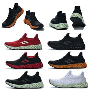 Hochwertige FutureCraft 4D 2020 Laufschuhe AlphaEdge Assd Green Triple Black White Red Mens Designer Trainer Sport Sneaker 36-45