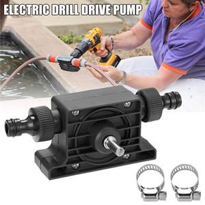 Potenza Accessori Strumento Mini Electric Drill di trasmissione della pompa olio acqua autoadescante pompa di trasferimento alla corrosione portatile pompe resistenti