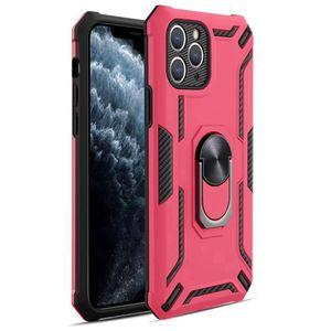 Para Samsung S21 Plus S21-Ultra A21S A11 A21 A31 Armadura Casos W Valor Magnético Anel Titular