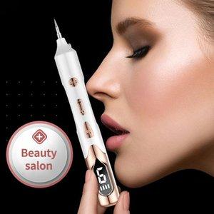 Varrer Tag Wart Ferramenta escuro Laser Tattoo Mole ponto Sarda Pen pele remoção beleza Remover Nevo Plasma Cuidados Idade milho JaBAQ homes2011