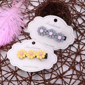 Newly White Paper Cards 100pcs lot Lovely Cloud Shape Hair Clip Display Packing Labels 10x7cm Fashion Jewelry Hairpin Hang Tags