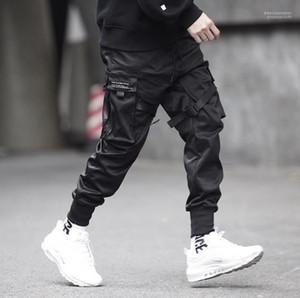 Pantalons Jogger Casual Printemps Eté Pantalons Mode Adolescent Crayon Pantalons Functional Hommes Pantalons tactique Outillage Designer