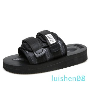 Designer sandals WOMEN MAN Mastermind JAPAN x Suicoke MOTO-VS MMJ Sandals Fashion Men And Women Summer Slippers Beach Outdoor Shoe l26