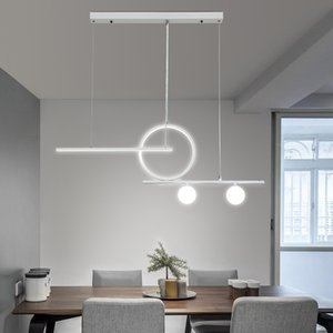 Modern led Pendant lights for Living room lampara colgante Lustre Avize lampadario Hanging led Pendant Lamp for Kitchen office