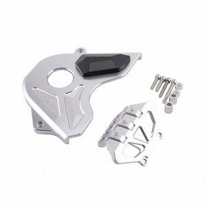 CNC Motorcycle Pignone catena della copertura della protezione protezione per CB650F 2017-2018 azY3 #