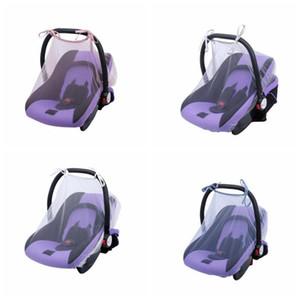 Berço Rede Carrinhos de bebé Bassinets Tampa respirável malha tampas de assento inseto compensação Infant Carriers Car assentos Cover Berços DHD836