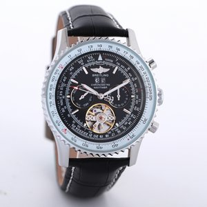2020 Mens bell Watch Automatic machinery ross Moveme nt Chronograph Male Men boat bentley Watches bbr10