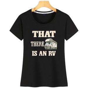 Dass es eine Rv Lustige T Frauen-T-Shirt Fitness lustige Casual O Ansatz Customized Cotton