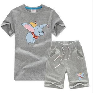 new sport Girls Clothes Sets Children Clothing Brand Summer Fashion Students T-shirts And Shorts 2Pcs Suit Baby Kids Clothes
