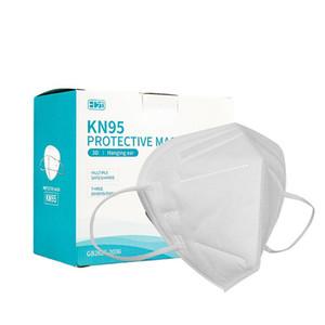 Быстрая бесплатная доставка индивидуальный пакет взрослых одноразовые маска для лица KN95 Masks Anti-Fog Haze Haze и гриппа KN95 для лица в наличии!
