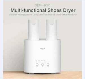 Original Xiaomi Deerma inteligente Multi-Function Retractable sapatos Secador de Multi-efeito Air Esterilização U Out 1pc Shoes Titular