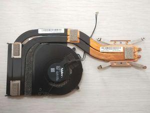 Новый кулер для Lenovo Thinkpad X1 Carbon 5 CPU охлаждения радиатора с вентилятором 00UR983