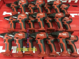Hilti electric driver. Sld-2-a electric screwdriver. 12V impact driver. Single machine. Used products. TUng#