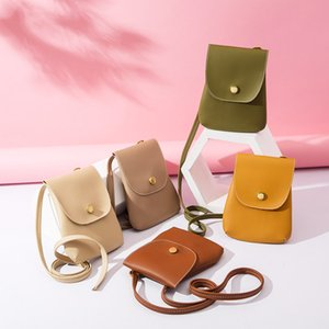 Mini texture soft leather small bag female 2020 new wild foreign messenger mobile phone bag shoulder summer