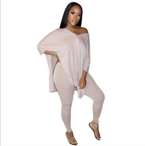 womens clothing fall fashion tracksuit solid color casual women two piece outfits high collar pleated long sleeve two-piece set sport suit