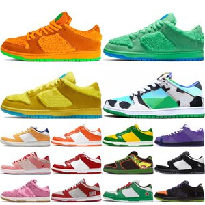 dunk dunks chaussures Zapatillas Jumpman Chaussure Zapatillas de baloncesto para hombre Zapatillas de deporte Court Purple Hyper Royal Black Cat Phantom