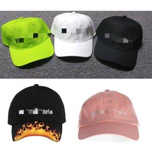 angeli europee e americane lettera marchio di moda PA angelo fiamma PALM cappello del ricamo berretto sse x