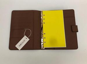 Кожа перекидной многофункциональный ноутбук высокого класса бизнес сведению блокнот встреча записная книжка запись папка разборки оболочки блокнота