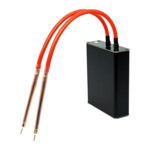 Zubehör Teile Batterieaufbewahrungsbox 4.2V Mini Spot Welder Portable Battery Spot-Maschinen Automatische Werkzeuge Schweiß Pen 0,15 Nickel