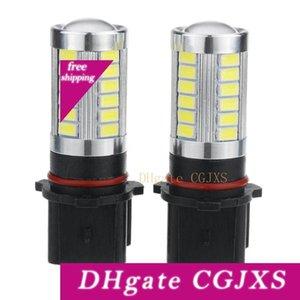 2рс Auto P13W Led 922 -Smd -4014 Sh24w Psx26w Led лампы фары дневного света, 6000К ксенон белый