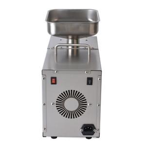 2020 de alta calidad de la prensa de aceite de linaza automática hogar Extractor de aceite de cacahuete Cold Press aceite de máquina 1500W