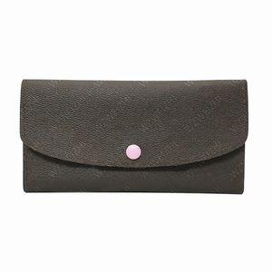الأزياء متعددة حقيبة تصميم المرأة طويلة محفظة محفظة المرأة حقيبة يد أكياس مخلب حاملي بطاقة عملة المحافظ السيدات رسول حقائب الظهر M60697