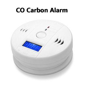 새로운 CO 탄소 일산화탄소 가스 센서 모니터 알람 Poisining 탐지기 테스터 가정 보안 감시 고품질