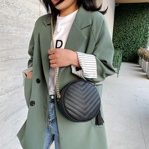 Fashion Small Pvc Round Bag Womens Handbag Lightweight Messenger Bag Shoulder Bag Designer Bags Bolsa Feminina Jk3 Wellbell