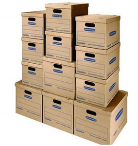 OEM fai da te personalizzato con stampa grande casa di prodotti di imballaggio di carta in movimento Carton all'ingrosso Big House Kitchen Cartone ondulato Gift Box Moving