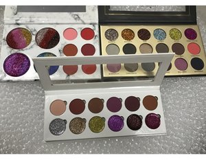 Makeup Glamierre Palette 10 Color 12 Color 18 Color Ultra Pigmented Glitter Shadows Eyes Cosmetic Shimmer Eye Shadow Palette ePacket