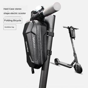 전기 스쿠터 핸드 자전거 headbag 전기 접이식 자전거 핸드백 EVA 하드 케이스 균형 자동차 headbag