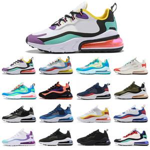 2020 Review reagire scarpe uomini donne scarpe corrono 270S Phantom BAUHAUS OPTICAL Hyper Jade istruttori sportivi uomini designerSneaker esecuzione