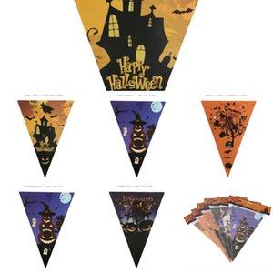 pPuWB 1pc Silber Spinne Pullflag Web-Charme hängende Anhänger kurzkettiger Partei Papier Halloween-Halskette Schmucksachen für Frauen handgemachte Choker
