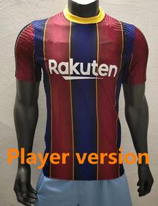 S-XXL 3 # giocatore Versione 2020 2021 NUOVO 10 # 21 # Jersey di calcio 20 21 17 # Camiseta Maillots de calcio camicia uomo giocatore di calcio jersey