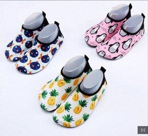 Baby Shoes calzini del pavimento dei primi camminatori Beach Diving calzini Outdoor Trampolieri Scarpe sport Snorkeling scarpe di acqua di sport nuoto snorkeling D HZK2 #