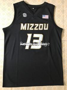 Missouri Tigers # 13 Michael Porter Jr College Basketball Personalisierte Top Jersey Fertigen Sie jede mögliche Zahl und Namen XS-6XL Weste Trikots