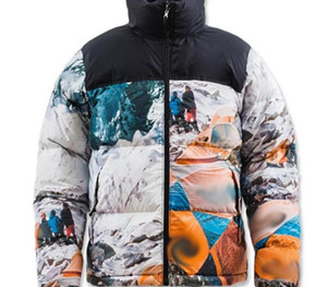 Cálido 20FW nieve Mountain Camp Nuptse chaquetas de invierno al aire libre a prueba de viento abrigos pan por la chaqueta Calle Outwear77