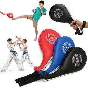 Raqueta Martial Boxeo Taekwondo Pad Pad Bag Hand Punching Kick Sand Gear Pads Punching Artes Bolsa Target Protective Kick NCJGK