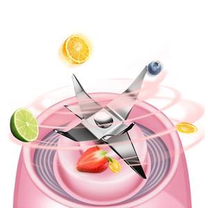 Mini Portable Blender USB Juicer Blender for Smoothie Fruit Juice Milk Shakes M2EE