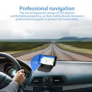 Stativhalterung Telefonhalterung Auto-Armaturenbrett rutschfeste Matte Silikon-Telefon-Halter-Auflage für iPhone Huawei Xiaomi Mobile Holder Auto