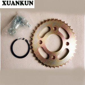 XUANKUN Motosiklet Parçaları CG125 Motosiklet Zinciri R9xO #