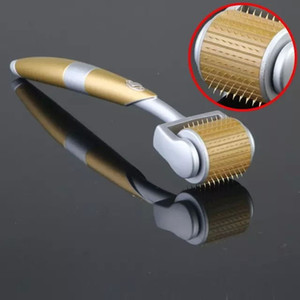 Professional Titanium ZGTS Derma Roller 192 Needles For Face Care Hair-loss Treatment CE Certificate Proved Micro Needles